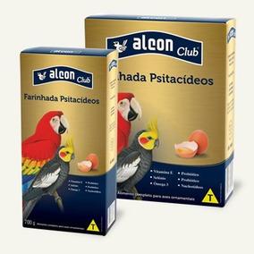 Ração Alcon Club Farinhada Psitacídeos 200g Calopsita Periqu
