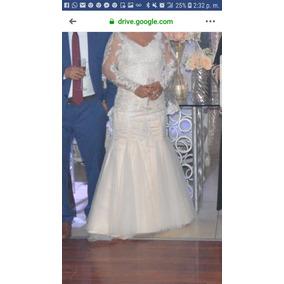 Vestidos novia cortos color champagne