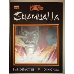 Doutor Estranho Shamballa Panini Books E Outras Anividi