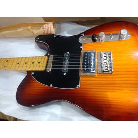 Fender Telecaster Plus Modern Player Honeyburst Hss