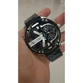 8f1a508b7e9c Reloj Diesel Dz5322 Silicona Negro - Joyas y Relojes en Mercado ...