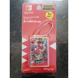 Estuche Case Portajuegos Nintendo Switch Super Mario Odyssey