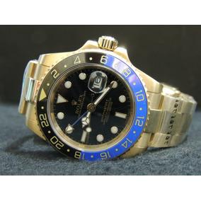 6a27b939b45 Relógio Euro Azul Marinho E Dourado De Luxo Rolex - Relógios De ...