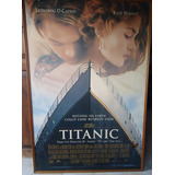 Póster O Afiches Originales De Cine De La Película Titanic