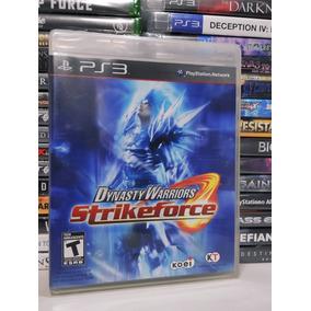 Dynasty Warriors: Strikeforce - Ps3 - Lacrado