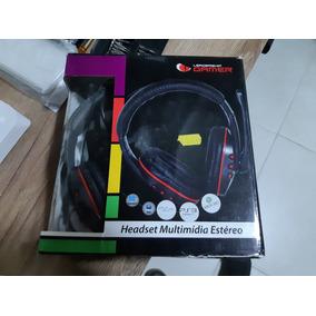 Headset Gamer Fone De Ouvido Ps3/xbox /pc