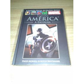Marvel Graphic Novels N°55 - Capitão América: A Escolha