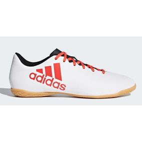 Tenis Futsal Adidas Lancamento - Chuteiras para Futsal Branco no ... f71b48558d21b