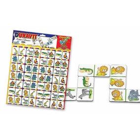 Souvenir Rompecabezas Domino Zoo Duravit 014