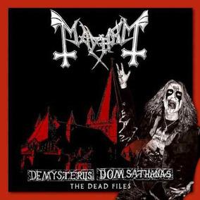 Mayhem De Mysteriis Dom Sathanas Poster A3 (42 X 29,7 Cm)