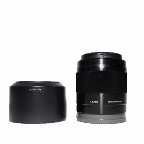 Lente Sony 50mm E-mount