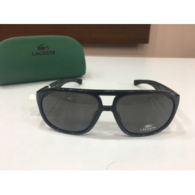 c912652bd8dbf Oculos Lacoste Preto - De Sol - Óculos no Mercado Livre Brasil