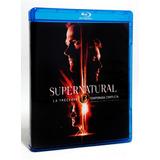 Supernatural Treceava Temporada 13 Trece Blu-ray