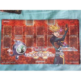 Playmat Linkuriboh / Yusaku Fujiki Yugioh! Yugioh Day! Ofici