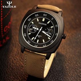 79553b4c206 Relogio Masculino Barato Bonito Preto - Relógio Masculino no Mercado ...