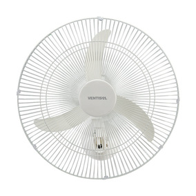 Ventilador Osc Parede 50cm New Branco Gr Aco 220v Ventisol
