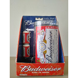 Tarro De Coleccion Cerveza Budweiser Vaso Cervecero Lata
