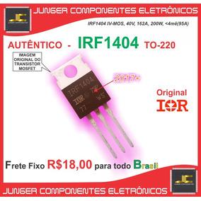Transistor Irf1404 * Irf 1404 *modulo, Amplificador, Taramps