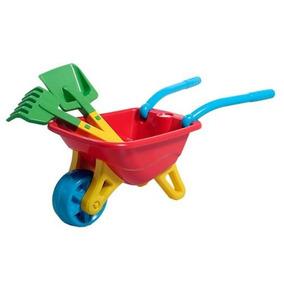 Big Carriola Infantil Carrinho De Mão - Brinquedo Magic Toys