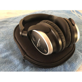 Fone Audio Technica Quietpoint ® Ath - Anc 7b. Ótimo Estado!
