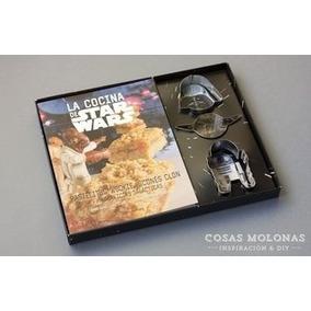 La Cocina De Star Wars + Moldes De Regalo