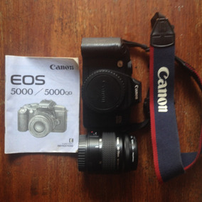 Camara Reflex Canon Eos 5000 Usada