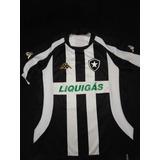e8b66cc813 Camisa Botafogo Kappa 2007 - Futebol no Mercado Livre Brasil