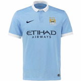 Camiseta Nike Manchester City Stadium Home Original