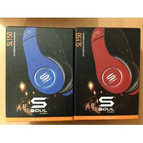 Audífonos Soul By Ludacris.