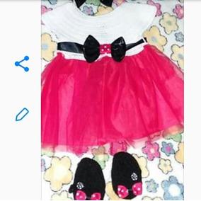 Vestido Minnie Mouse 6m
