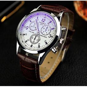 fb3b0824f6c Relogio Breitling Fundo Azul Leilo Masculino - Relógios De Pulso no ...