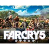 Far Cry 5 Ps4 Digital En Español. Leer Descripcion Primero