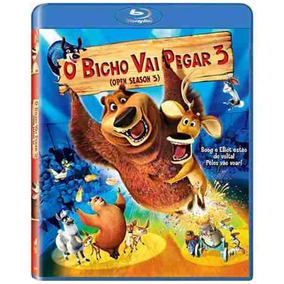 O Bicho Vai Pegar 3 - Blu-ray