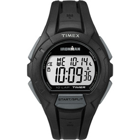 26a3a5fc3e4a Timex Ironman Essential 10 Lap De Tamaño Completo - Negro