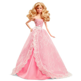 Barbie Aniversário - 2015 - Birthday Wishes Loira