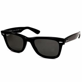 34f3e267a013f Anteojos Ray Ban 2140 Polarizado Negro Mate - Anteojos en Mercado ...
