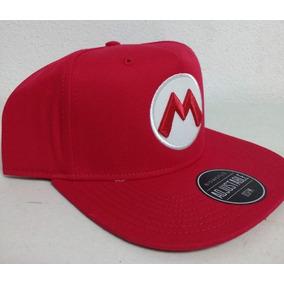Gorra De Mario Y Luigi Originales en Mercado Libre México b99dbdb295b