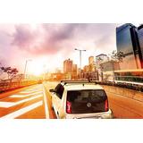 Barras De Techo Aluminio Natural Volkswagen Up