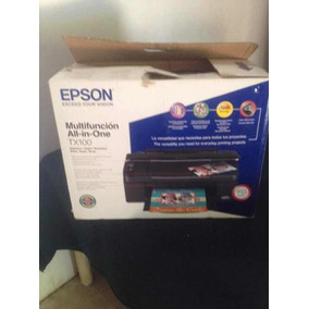 Impresora Epson Tx100