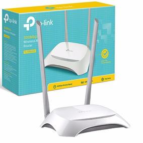 Router Tplink 840n Inalámbrico N Tl-wr840n 300mbps