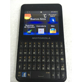 Motorola Key Ex225 Negro 3g Personal - Funcionando