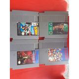 Juegos Varios De Nintendo Americano Nes