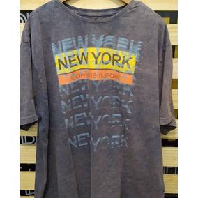 Camiseta Calvin Klein Masculina 947a9e84c5c