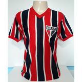 Camiseta São Paulo Antiga De 1970 Original Marca Campeã - 70