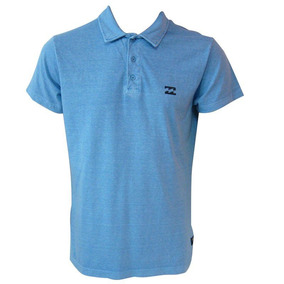 Camisa Polo Billabong Piquet Washed Sr ec22b625fd0