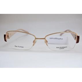 998e459a9aea1 Ana Hickmann Duo Fashion Oculos Armacoes - Óculos no Mercado Livre ...