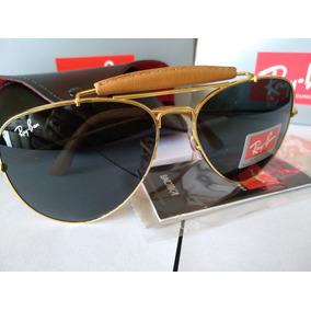 Oculos Ray Ban Caçador Couro De Sol - Óculos no Mercado Livre Brasil d78f9acada