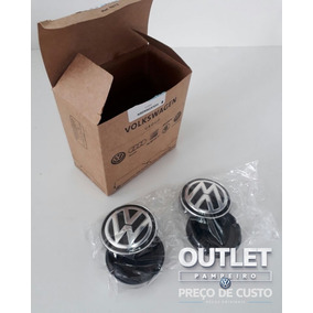 4 Calotas - Original Vw - Polo E Virtus - 5u0601171xqi