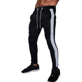 Pantalón Para Gym Slimfit Entubado Futbol,boxeo,running