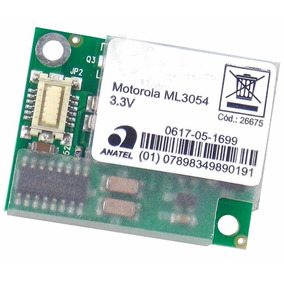 Modem Para Notebook Motorola Ml3054